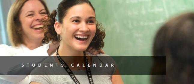 students-calendar