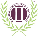 cahiim accredited program logo