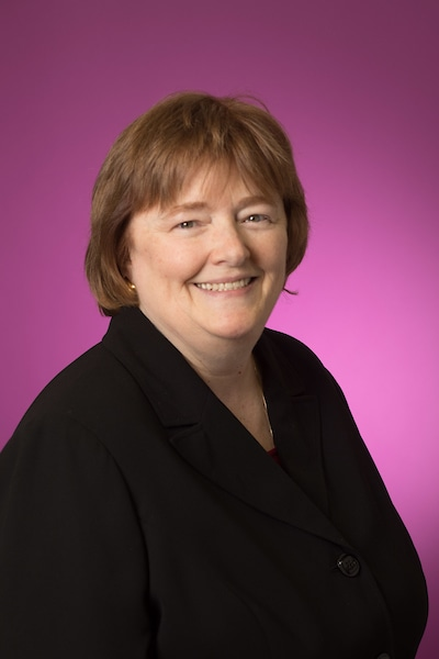 BS HIM program director Kathleen Kirk