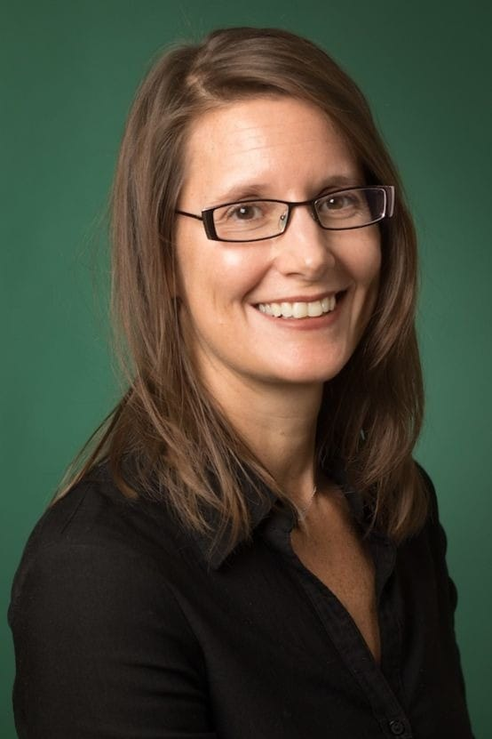 Jennifer Tomesko, Entry Level Clinical Nutrition Master's Degree program director