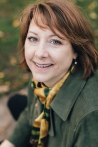Head shot photo of program director Sandra Rogers