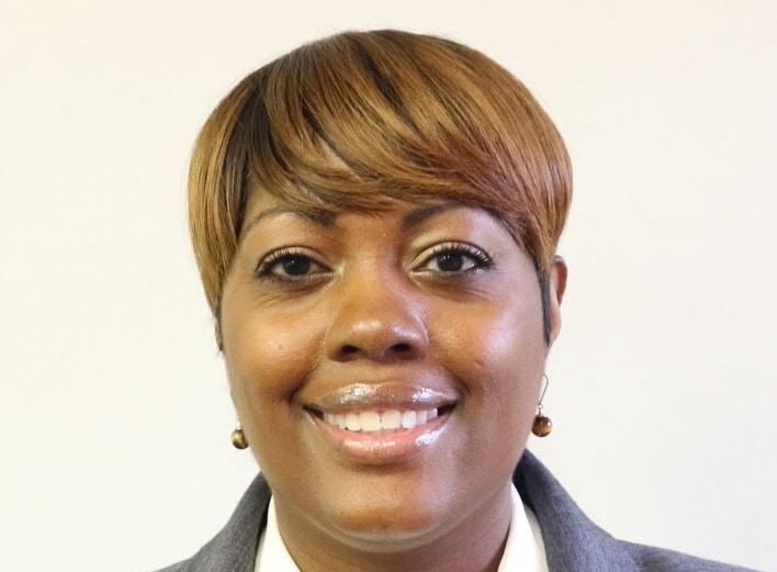 Admissions Program Manager Sandie Pitts