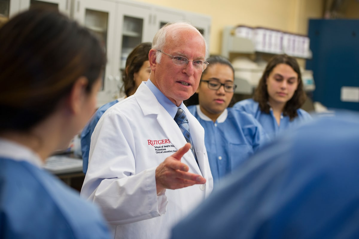 Health Professions School Home Page - Rutgers - School of
