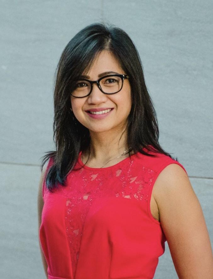 Maria Aguila, 2019 Distinguished Alumni Award Winner