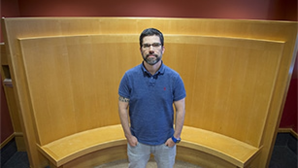 Jean-Francois Daneault, PH.D., researcher, wins $400,000 NIH grant for movement disorder study