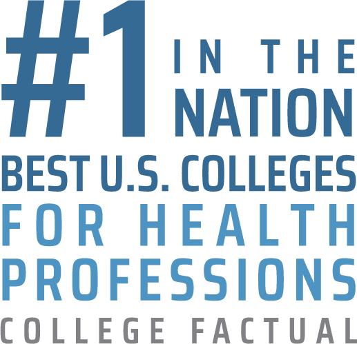 Rutgers University is #1 in the nation in Best U.S. colleges for health professions, according to College Factual.