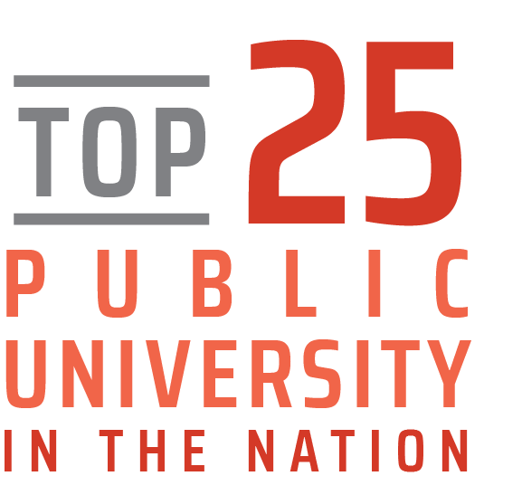Rutgers is a Top 25 Public University in the nation.