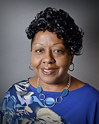 Sharon Hill-Williams - Department Secretary